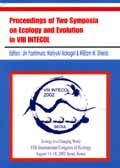 Proceedings of Symposia on Ecology and Evolution in VIII INTECOL